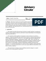 FAA Advisory Circular 35.16-1