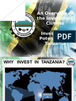 Why Invest in Tanzania