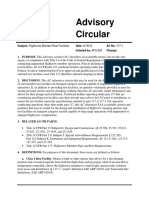 FAA Advisory Circular 117-1