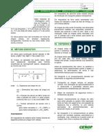 Modelo Instrução de Material - Vidros Lisos