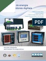 Medidores de Energia e Multimedidores Digitais