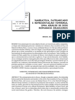 Narrativa e Patriarcado Na Literatura Brasileira