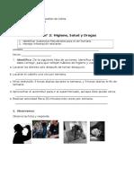 Guía N° 2 Salud y Drogas 6° Básico