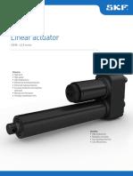 Linease Actuator CAHB 22E - 17210 En