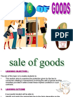 Business Law-SALE OF GOODS.ppt