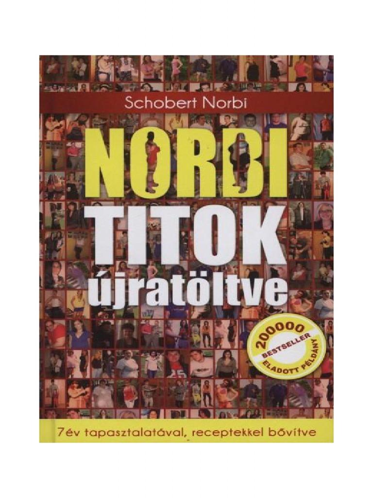 f62558f5eb Schobert Norbert - NORBI TITOK újratöltve - 1. rész - A könyv.pdf
