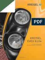 Flyer Kreisel Evex 910e 1.1 En
