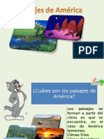 Present Ac in Paisa Jes de Am Rica