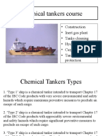 Chemical Tankers Course