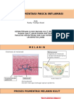 post inflamatory hiperpigmentation