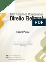 1001+QUESTÕES+DIREITO+ELEITORAL+-+FABIANO+PEREIRA+Cap+1+a+4