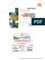 Water Management for Sustainble Services of Drinking Water Pdam Tirtanadi