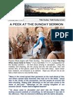 Pastor Bill Kren's Newsletter - April 9, 2017