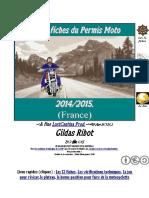 Les 12 Fiches Permis Moto (Version Compressé)