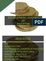 Big Business Leaders Orignal