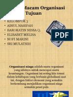 Slide Teori Organisasi