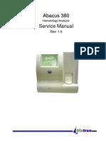SDH3 - Manual de Serviço