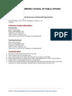 Pa4101--f2f Hhh Syllabus (3)