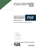 UNIT-OHSAS 18001_2007