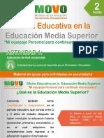PowerPoint OfertaeducativaenlaEMS