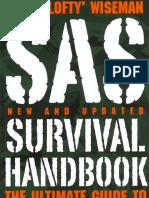 SAS Survival Handbook Revised Edition