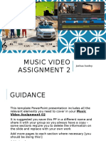 MV Assignment Proforma