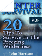 Winter Survival_ 20 Tips to Sur - John Harrison