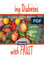 Healing Diabetes With Fruit - Tasha Lee