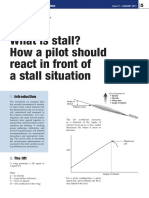 Stall Article