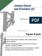 III. Penerapan Sistem Proteksi