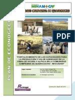 Plan de Econegocios c.c. Queracucho -Listo Para Imprimir