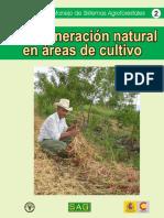 Regeneración Natural en Areas de Cultivo - FAO