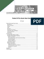 FoF Quick Start Guide