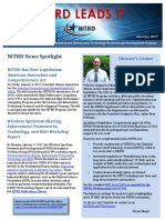 NITRD NewsLetter - January 2017