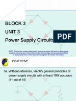 Block 3 Unit 1a Diodes (Oct 2015)