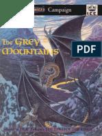 The Grey Mountains