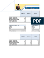 Evidencia 2 Taller Cubicaje Contenedores Marítimos