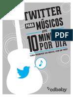 Guia - Twitter Para Musicos Em 10 Minutos