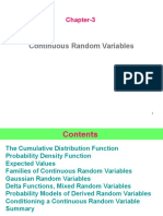 3_Continuous Random Variables
