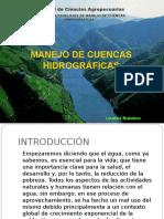 Conceptos Básicos de Cuencas Hidrográficas
