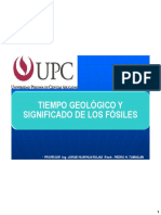 Geologia Tiempo Geologico