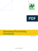 Naturland Processing Standards