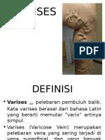 VARISES REMPONG