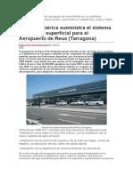 El Correcto Drenaje de Las Aguas de Escorrentía Es Un Problema Fundamental en Los Aeropuertos