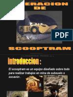 Curso Operacion Scooptram Cargador Subterraneo Lhd