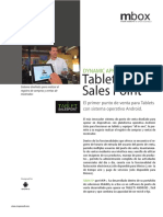 Tablet Sales Point Brochure