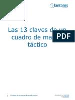 LANTARES - ToFU - Cuadro de Mando Integral Indicadores