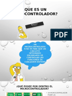 Que Es Un Microcontrolador