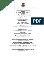 Jawatankuasa Majlis Graduasi Smk Tropicana 2014