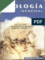 Libro Geolgía General